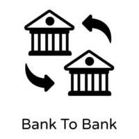 banco a banco vetor