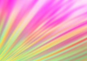 luz rosa, verde vetor abstrato turva padrão.