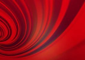 modelo elegante moderno de vetor vermelho claro.