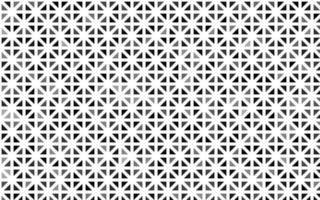 prata clara, padrão de vetor cinza em estilo poligonal.