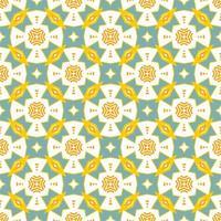 ornamento de padrão moderno. forma abstrata design perfeito vetor