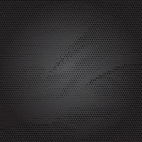 Fundo abstrato textura metálica vetor