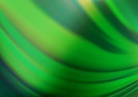 luz verde vetor turva brilho padrão abstrato.