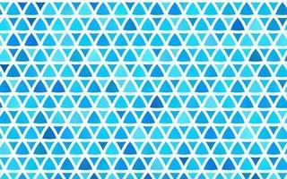 layout sem emenda do vetor azul claro com linhas, triângulos.