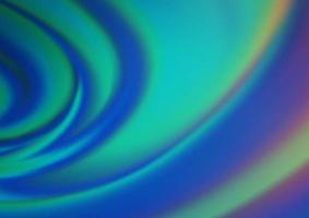 fundo brilhante abstrato azul claro do vetor. vetor