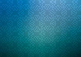 pano de fundo azul claro do vetor com linhas, losango.