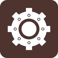 ícone de configuração de vetor