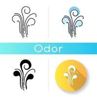 ícone de redemoinho de ar vetor