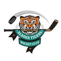 mascote do esporte tigre vetor