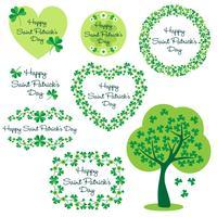 Gráficos de dia de Saint Patricks
