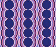 padrão sem emenda abstrato. fundo geométrico. vetor. vetor