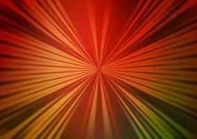 textura multicolor escura do vetor do arco-íris com linhas coloridas.