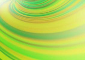 luz verde, amarelo abstrato do vetor fundo brilhante.