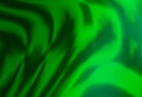 padrão de vetor verde claro com fitas dobradas.