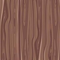 padrão de textura realista de madeira escura, fundo - vetor