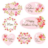 gráficos de clipart de dia das mães