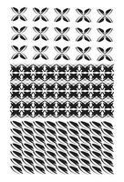 definir ilustração em vetor design padrão de textura de fundo abstrato.