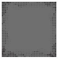 Fundo cinzento do quadro do inclinação com pontos de intervalo mínimo.