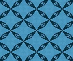 feche o padrão geométrico sem costura para o fundo vetor