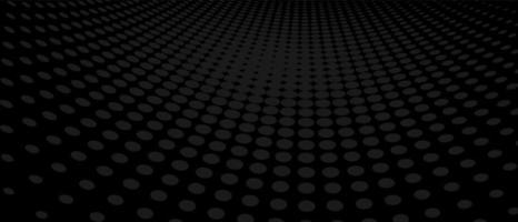 conceito abstrato de meio-tom de estilo preto para seu design gráfico vetor