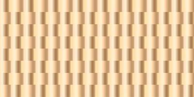 fundo de textura de folha de cor de cromo gradiente ouro. vetor dourado,