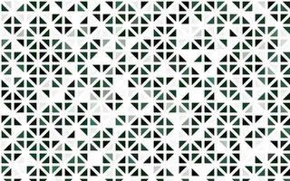 capa sem emenda de vetor verde claro em estilo poligonal.