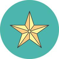 ícone de estrela de vetor