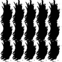 escova abstrato textura padrão design ilustração em vetor. vetor