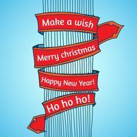 Feliz Ano Novo e feliz Natal