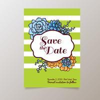 Casamento. Reserve a data