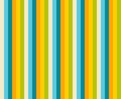 Padrão de cor retrô de linhas verticais.