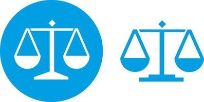logo notário lei justiça escalas vetor