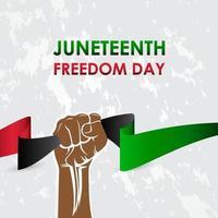fundo do projeto do décimo primeiro dia da liberdade vetor