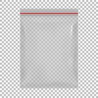 embalagem transparente para salgadinhos, salgadinhos, açúcar, temperos, vetor