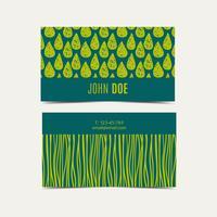 Fundo do cartão. Cor instantânea verde da tendência.