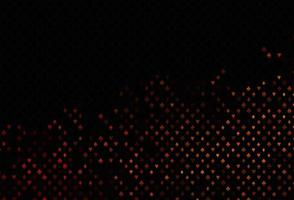 padrão de vetor vermelho escuro com símbolo de cartas.