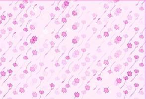 luz rosa vector pintados à mão textura.