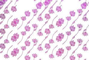 fundo de desenho de vetor rosa claro, azul.
