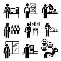 Construção Imóveis Empregos Ocupações Carreiras.