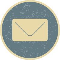 Ícone de envelope de vetor
