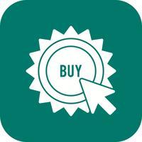 Vector Comprar ícone