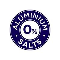 Ícone livre de sais de alumínio vetor