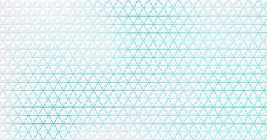 abstrato branco, cinza padrão geométrico triângulo 3d sobre fundo desfocado azul. vetor