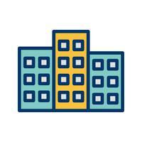 Edifício Vector Icon