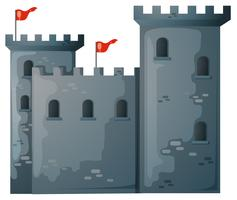 Castelo vetor