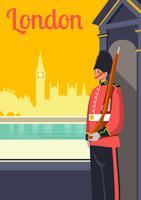 Guardião de Londres vetor