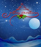 Natal vetor