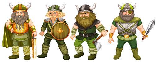 vikings vetor