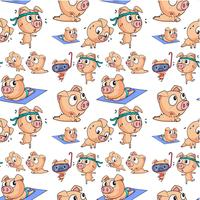 Porcos sem emenda