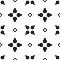 Padrão sem emenda triângulo geométrico. Retro abstrato